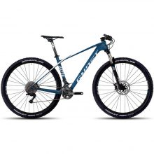Ghost Lector 3 LC Mountainbike Blå/hvid 2016
