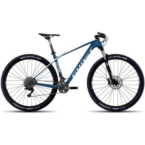 Ghost Lector 3 LC Mountainbike Blå/hvid 2016