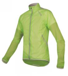 ENDURA Pro Adrenaline Race Bygejakke i limegrøn