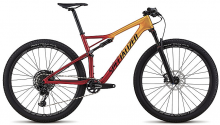 Specialized Epic Expert 29 Guld/rød 2018