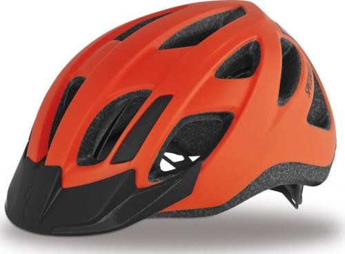 CENTRO hjelm med LED