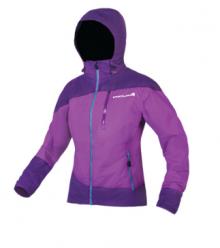 Endura Singletrack jakke i lilla