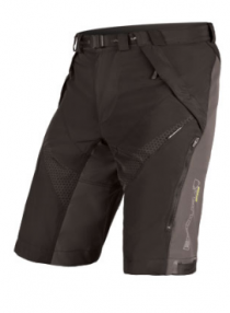 Endura Mt500 Spray Baggy Shorts i sort