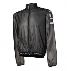 Agu Vernio Windbreaker Jakke Sort