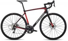 Specialized Roubaix Sport Sort/Rød 2018 Endurance Racer
