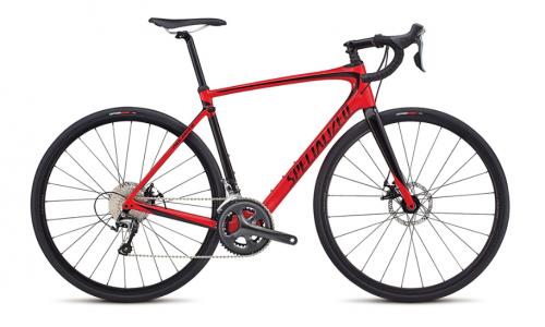Specialized Roubaix Rød/Sort 2018 Endurance Racer