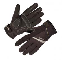 Endura Luminite vandtæt handske med refleks