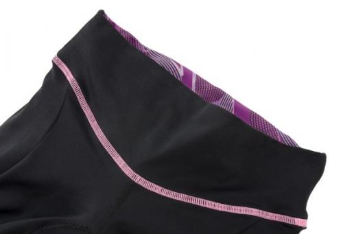 Agu Shorts Women Black/Purple