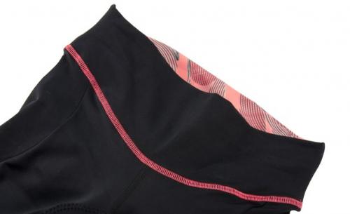 Agu Shorts Women Black/Coral 2018