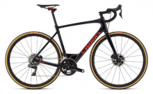 Specialized S-Works Roubaix Dura-Ace Di2 Gloss Tarmac Black/Chameleon Edge Fade